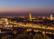 Florenz: Rundgang bei Nacht