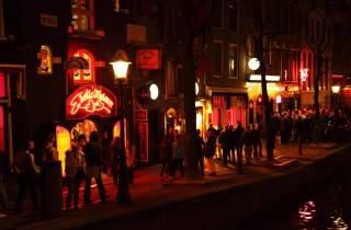 Amsterdam: 3-stündige private Junggesellenabschieds-Tour
