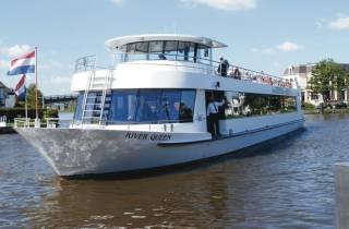 Keukenhof-Eintritt & Windmühlen-Bootstour