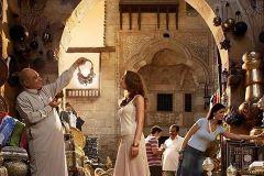 Cairo: Museu Egípcio e Bazar Khan El-Khalili