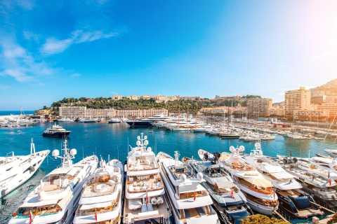 Depuis Nice: une journée sur la Côte d'Azur et à Monaco