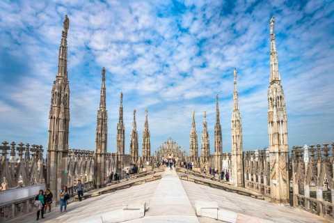 Duomo di Milano e Terrazze: tour e accesso prioritario