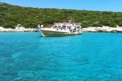 Bodrum: passeio de barco para os passageiros do cruzeiro Mein Schiff