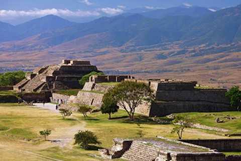 Império Zapoteca: Monte Albán e Aldeias