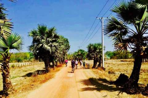 Full-Day Mandalay, MinGun, Sagaing Cycling Tour