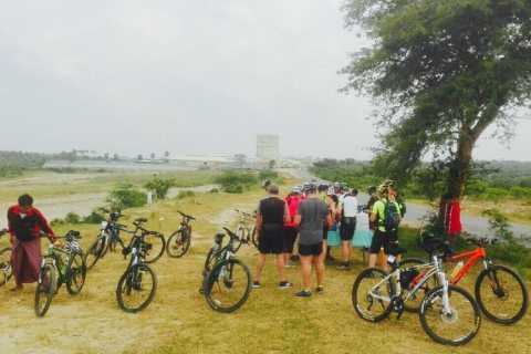 From Mandalay: Half-Day Cycling Tour (Morning)