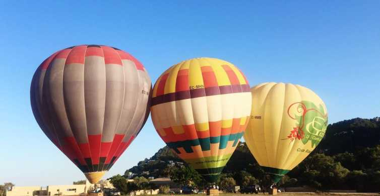 Mallorca: 1-Hour Hot Air Balloon Flight