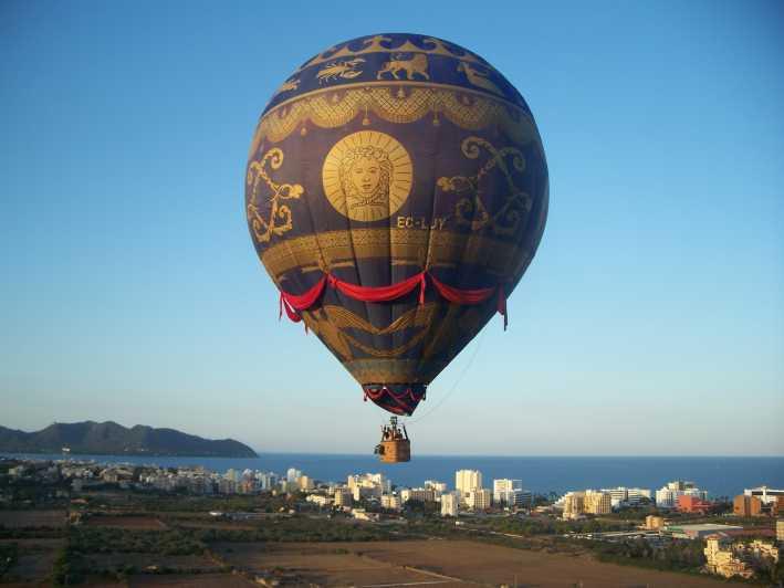 Mallorca: 1-Hour Hot Air Balloon Flight - Cala Millor, Spain ...
