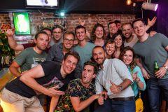 Bucareste: Pub Crawl na Cidade Velha