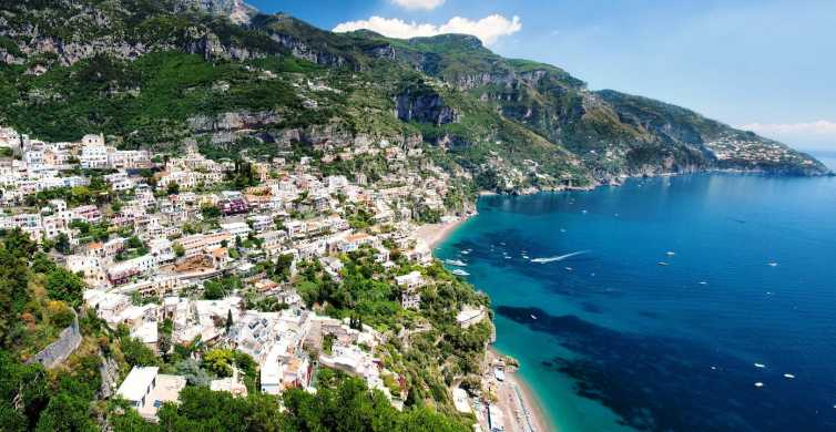 Amalfi Coast Select Tour with Lunch