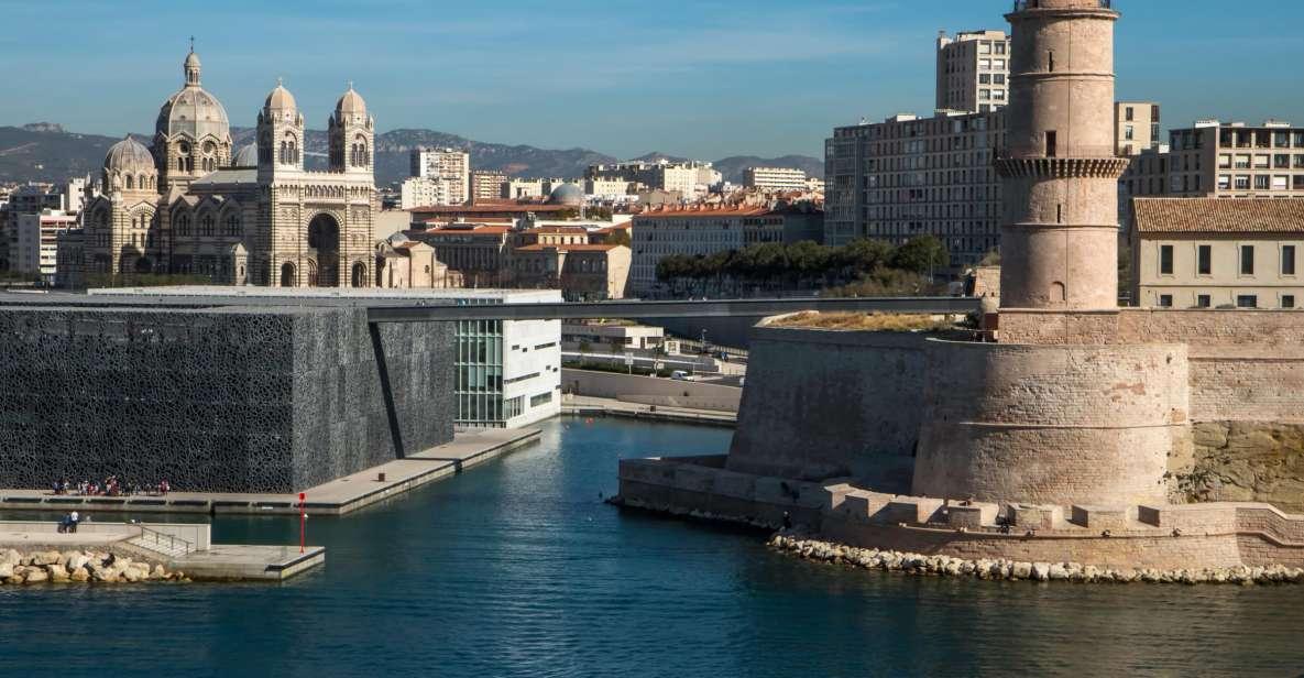 Marseille: Mucem Skip-the-Line Entry Ticket