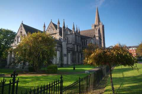 Dublin: Half-Day Private Walking Tour