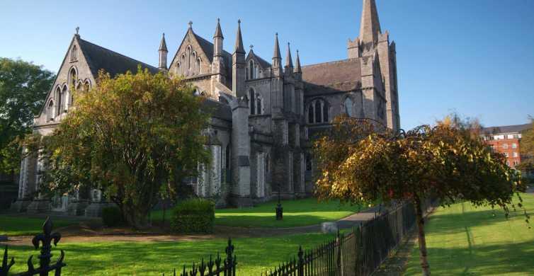 Dublino: tour privato a piedi di mezza giornata