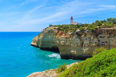 From Albufeira and Faro: Western Algarve Small Group Tour