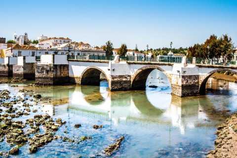 Olhão, Tavira, and Faro: Eastern Algarve Minivan Tour