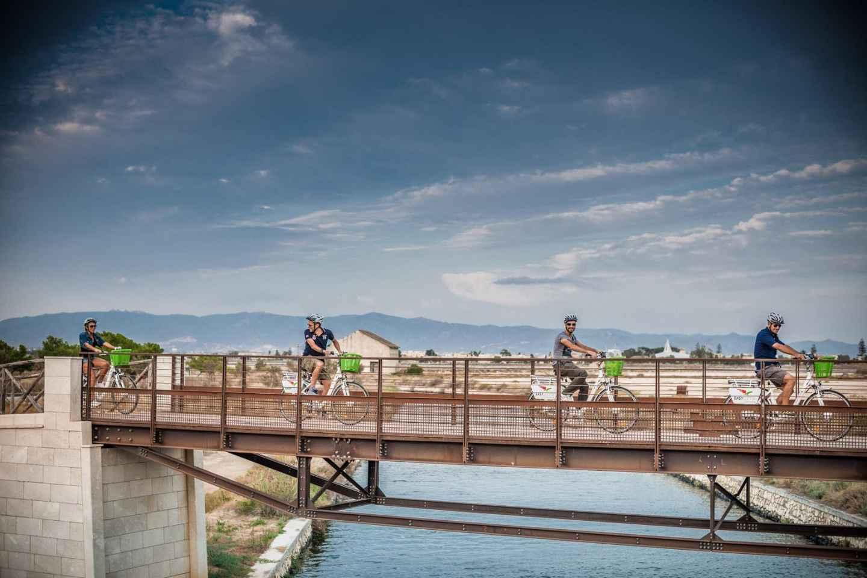 Cagliari: E-Bike-Tour durch die Natur