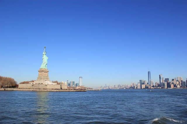 Statue of Liberty PreFerry Tour & One Day Double Decker Tour