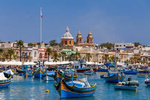 Malta: Valletta and Mdina Full Day Tour