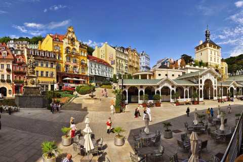 Karlovy Vary Private Tour: A Day Trip from Prague