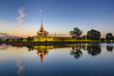 Mandalay: Full-Day City Discovery Tour