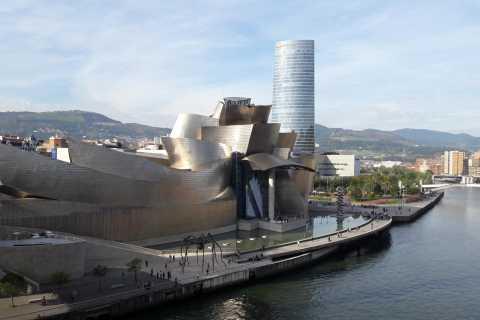 From San Sebastian: Bilbao & Guggenheim Museum Private Tour