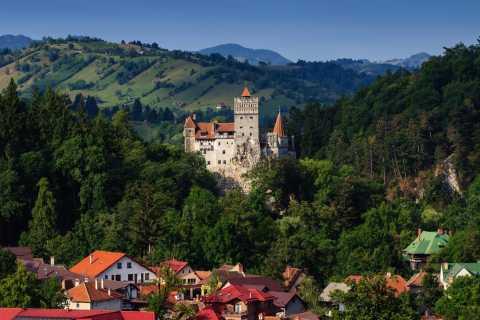 Desde Bucarest: excursión de un día a Transilvania