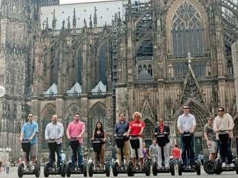 2-Stunden-Segway-Tour Köln oder VIP-Segway-Tour