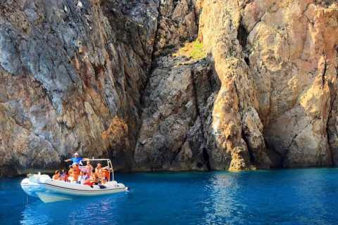 From Cagliari: Half–Day Sulcis Boat Tour