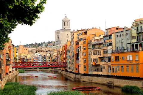 Girona: Small Group Walking Tour