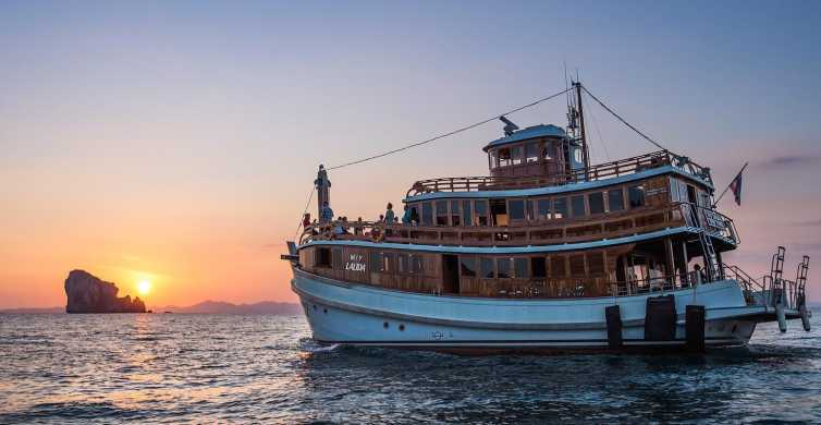 Motor Yacht Lalida: Romantic Sunset Dinner Cruise in Krabi