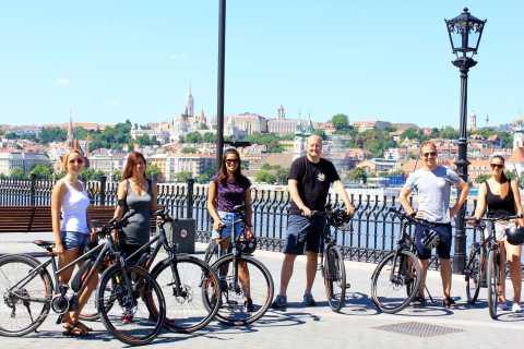 Budapest E-Bike Tour with Coffee Stop