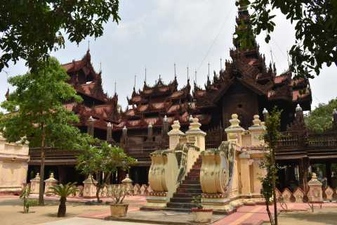 Mandalay: Full-Day Mandalay Culture Tour