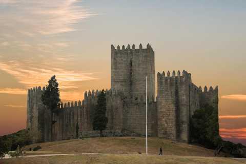 Guimarães: Excursão de Meio Dia saindo do Porto