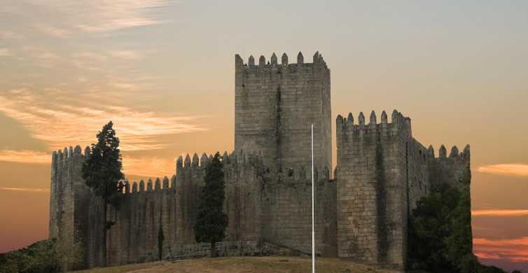 Guimarães Half-Day Tour from Porto