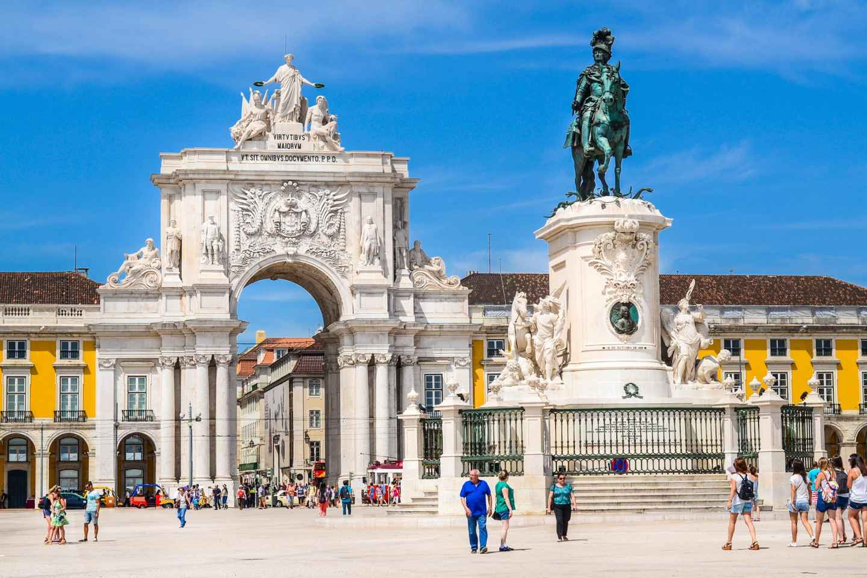 Lissabon: Ganztägige private Sightseeingtour
