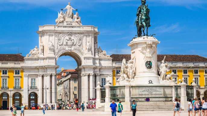 Lisboa: Excursión privada de día completo