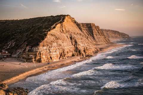 Countryside Tour: Surfing, Wine and History from Lisbon