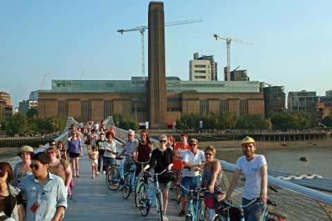 London: Old Town 3.5-Hour Bike Tour