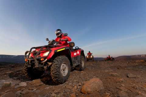 Agadir: avventura in quad con transfer