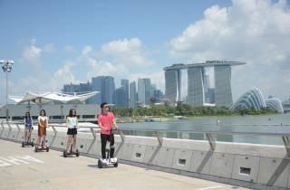 Singapur: 2-stündige Mini-Segway-Tour durch Marina Bay