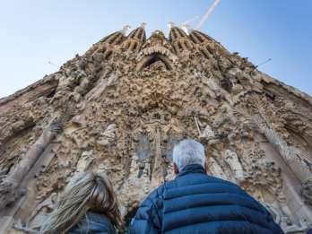 Barcelona: Führung durch die Sagrada Familia ohne Anstehen