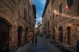 Ganztägiger Ausflug nach Siena, San Gimignano und Chianti