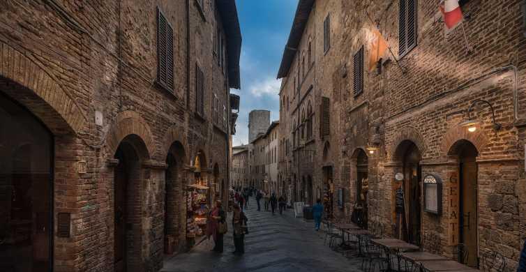 Full-Day Excursion to Siena, San Gimignano & Chianti