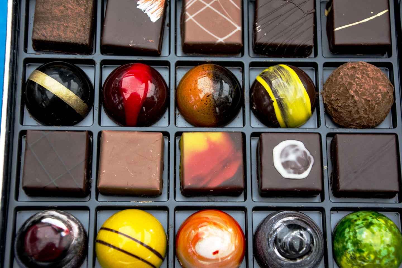 Genf: Der Geschmack der Schokolade - Rundgang