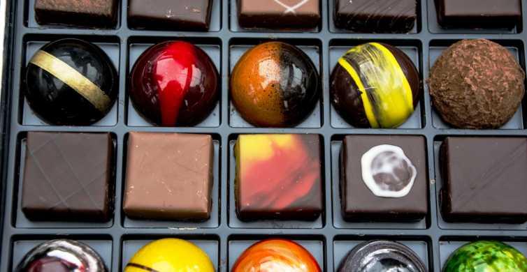 Chocolate Flavors Walking Tour of Geneva