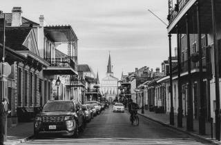French Quarter in New Orleans: Geistertour