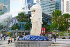 Singapura: Excursão de Meio Dia com Traslado no Hotel