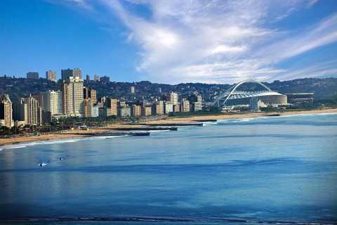 Durban: City & PheZulu Cultural Village Private Tour