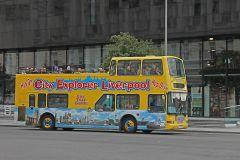 Liverpool: Passeio de Ônibus Hop-On Hop-Off e LFC