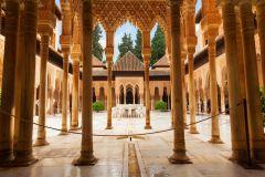 Alhambra, Generalife e Palácios Nasridas: Excursão Sem Fila